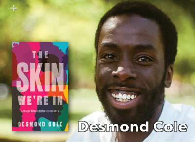 desmond cole author book
