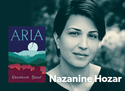 nazanine hozar author book