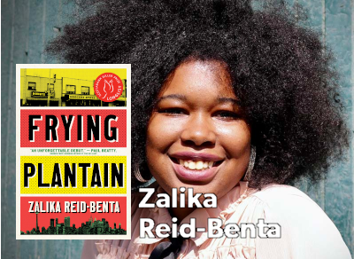 zalika reid benta author book